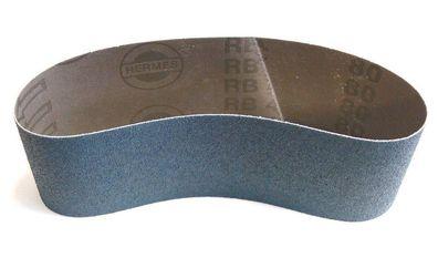 Aluminiumoxid Schleifbänder Korn 40-220 Schleifband 75 x 533