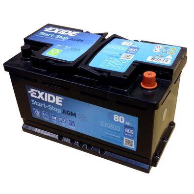 High-DIN Version A EN :450 MIDAC SIGILLUM Starterbatterie S1 Plus 12V 55AH