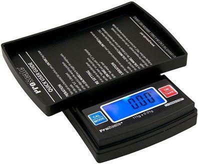 Proscale Player 100 mini scale Taschenwaage 100g 0,01g Feinwaage kleine Waage