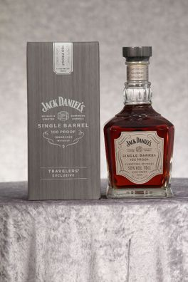 Jack Daniel's Single Barrel 100 Proof 0,7 ltr. (ehemals Silver Select)