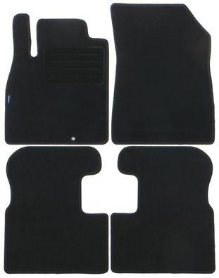 Autofußmatten Autoteppiche Fußmatten TN-Classic Honda Accord VIII 2008-2015 osru