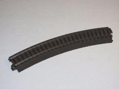 neu R 1 Gleis C Märklin H0 24130 OVP 6x gebogenes Gleisstück