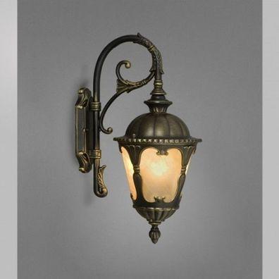 heller 12W LED Alu Wand Wandlampe Leuchte Glas außen NEU Wandleuchte weiß inkl