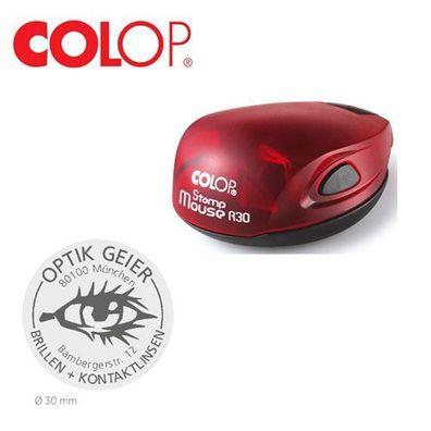 COLOP Tragbare Stempel EOS Pocket Stamp 40 2,3x5,9 cm FLASH STEMPEL BxH