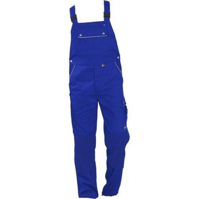 Latzhose blau-schwarz Gr.42-64 Arbeitslatzhose Pro Arbeitshose