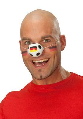 Fußball WM EM Seppl Hut Deutschland Fan Zubehör Rubies 4445573