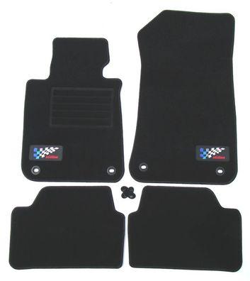 Autofußmatten Autoteppich Fußmatten Kia Sportage III   von TN  Baujahr 2009-2015