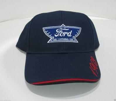 Mütze Ford Strickmütze Wintermütze mit Bommel Mützen 35020931