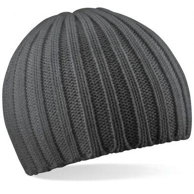 Mütze in einem Beanie Beechfield Suprafleece™ Snood//Hat Combo Schal