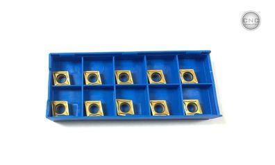 AKKO Drehhalter PCLNL 20x20 mm Klemmhalter 10 Wendeplatten CNMG 12 NEU in OVP