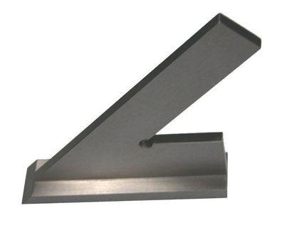 Tischlerwinkel Druckguß 32 x 250 mm mit Gehrung