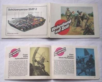 DDR Broschüre