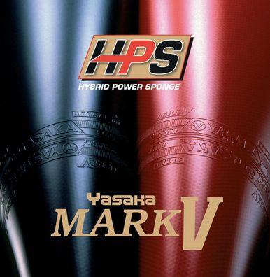 OVP YASAKA Mark V GPS 2,0mm rot  NEU