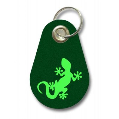 Schlüsselanhänger Taucher aus Filz Meer Ozean Schnorcheln  12 Farben 9,5x6,5cm