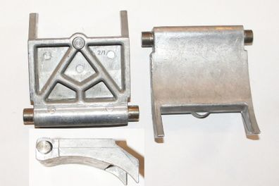 Lüfter Lüfterflügel passend für ASGATEC  EH 2500 Gartenhäcksler Häcksler