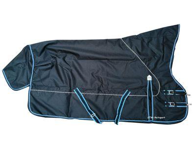 350 g blau 200 neu TYREX 1200 D Combo Outdoordecke Weidedecke Halsteil 0