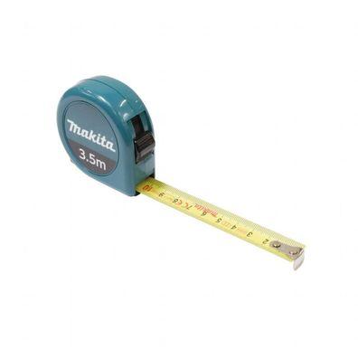 Makita Ma/ßband 5,5 m x 25 mm Stahl Rollbandma/ß Magnet Schockabsorber B-57146