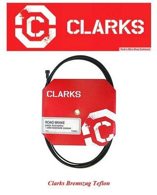 Clarks Flex-Pipe,Flexibles Kabelführungsrohr,V-Brake Bremsen,Shimano,Sram,Schw.