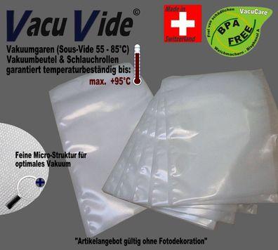 10 x Lachsbretter 13,8 x 35 cm Vakuumieren  Vakuumbeutel  Vakuumtuete TOP Preis