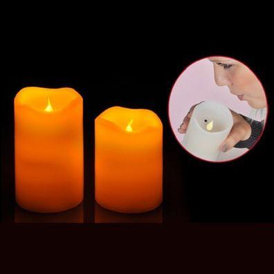 Kerzen Lampen im Glas Duftlampe mit Lampenschirm parfümiert