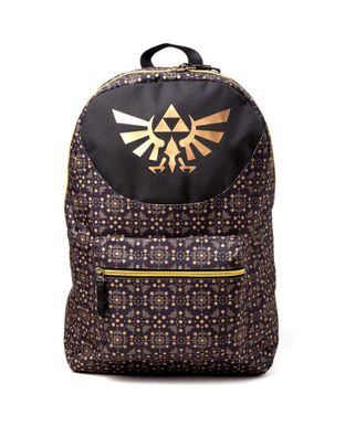 Zelda Allover Printed Backpack Rucksack Neu Top