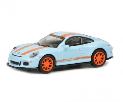 Schuco 452630700 Porsche 911 GT3 RS silber HO 1:87 NEU
