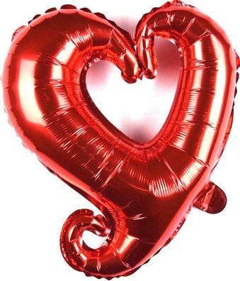 not Helium balloon Baby Affen Folienballons Liebe Herzen Luftballons Hochzeit
