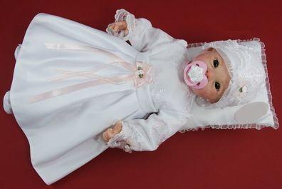 Nr.0CDK5 Taufkleid Festkleid Taufgewand Kleid Taufe Hochzeit Babykleid