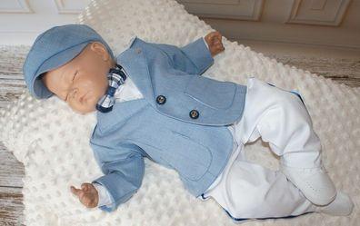 Babyanzug Anzug Taufanzug Kinderanzug Taufgewad Festanzug Taufe neu Nr.0hb67A