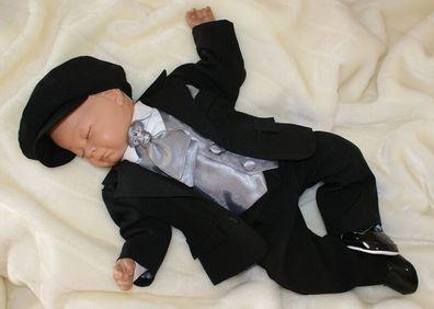Nr.0tkr4 Kinderanzug Taufanzug Festanzug Babyanzug Anzug Taufgewand Neu