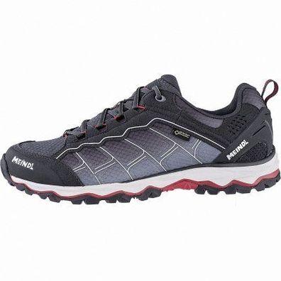 Meindl Prisma GTX Herren Leder Outdoor Schuhe graphit, herausnehmbares Air Activ Spor