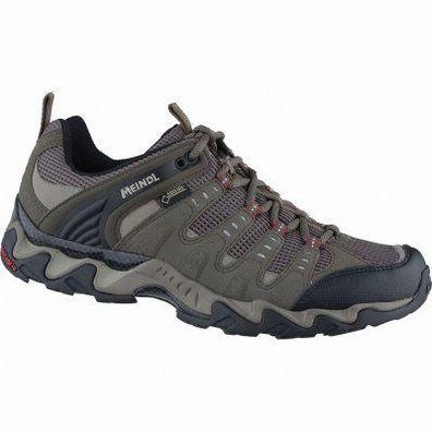 Meindl Respond GTX Herren Velour Mesh Outdoor Schuhe schilf, Air Active Fußbett, 443