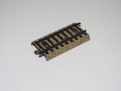 Metall Gleis gebogen Märklin 5102 H0 1:87 Metallgleis 1//4 GC2  å