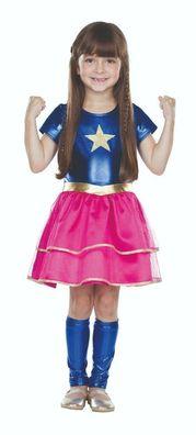 Gr Kinder Kostüm Little Princess Rubies 12114 104-140 kleine Prinzessin
