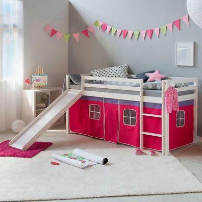 Kinderbett 160x80 Juniorbett Bett Kinderzimmer Spielbett Jugendbett hello kitty