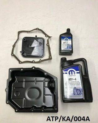 CVT Getriebe Ölwanne /& Filter Jeep Compass /& Patriot 2007-2016  ATP//MK//001A