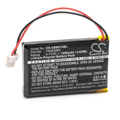 Adapter oder Batterie betrieben Chipolino Babyphone Micro 2-Wege-Kommunikation