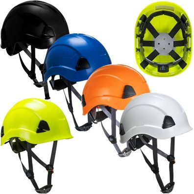 Bauarbeiterhelm Bauhelm Helm Schutzhelm Schutzhelme Farbe weiß