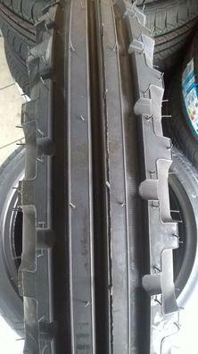 2 neue AS Reifen Gartenfräse Einachser Balkenmäher Schlepper  5.00-12 4PR