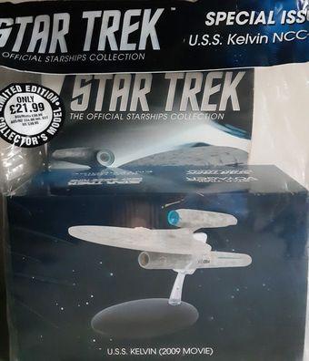 Magazin /& Okudagram-Schema OVP Star Trek Hawking Type-6 #23 Eaglemoss engl