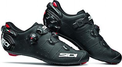 SIDI Fahrradschuhe ROAD Wire 2 Carbon Größe 40 schwarz