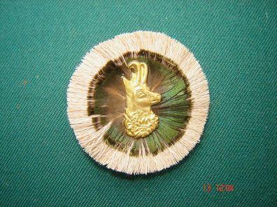 Schlüsselanhänger z Lederhose stabiler Ring mit Jagdhorn Wildsau oder Spielhahn