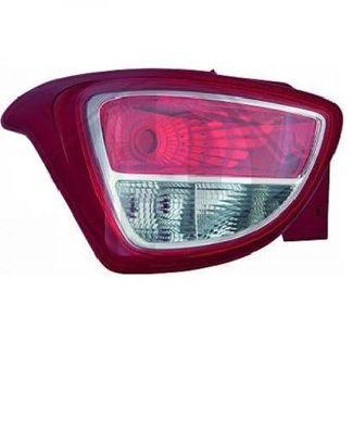 Fiat Grande Punto Rücklicht Hecklicht Heckleuchte links Fahrerseite ab 10//05