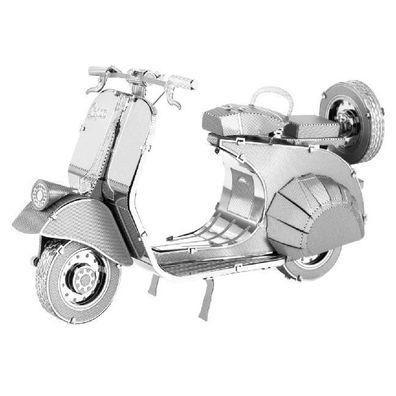 Riesenrad Ferris Wheel 3D-Metall-Bausatz Silver-Edition Metal Earth 1044