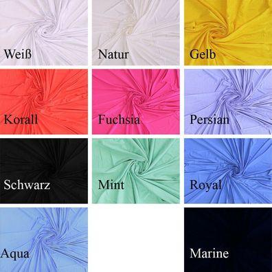 Eulen ab 1m: Kinderstoff natur-multicolor 140cm breit Baumwolle