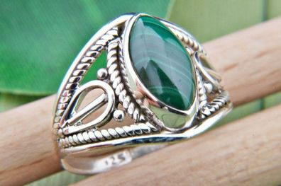 MRI 115-51 Amethyst Ring 925 Silber Sterlingsilber Damenring lila