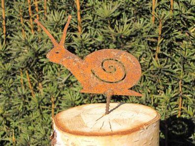 Edelrost Falter zum Schrauben Garten Tischdekoration Basteln Bausatz Holz Metall
