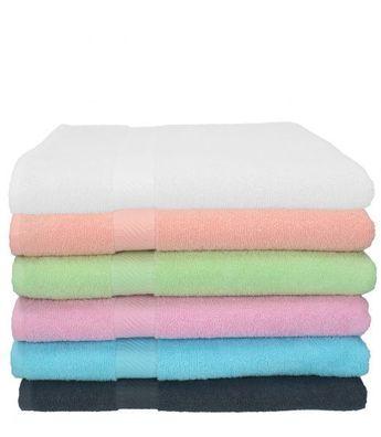 Mascha und der B/är Kinder Badeponcho mit Kapuze rosa 50 x 115 cm aus 100/% Bauwolle /Öko Tex Standard 100