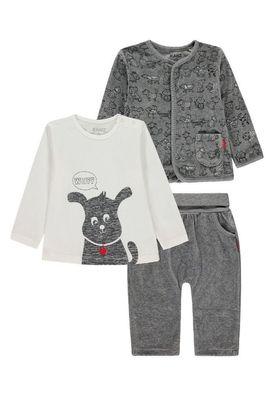KANZ Baby Babyset 2tlg Set Kinderset Leggins T-Shirt Tunika Kleid Mädchen Girls