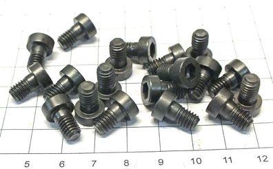 M5 x 12 mm 6-kant Flanschschraube DIN 6921 gezah SW8 Lageraufl S047-100 100 St